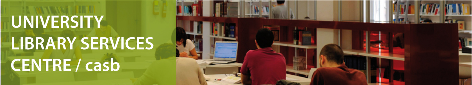 Library Services / Casb