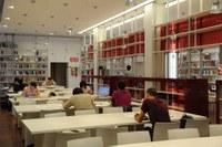 Sala Manualistica Biblioteca Didattica d'Ateneo
