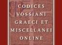 Codices Vossiani Graeci et Miscellanei Online
