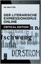Der literarische Expressionismus Online