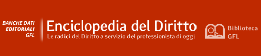 Enciclopedia del diritto - Giuffrè