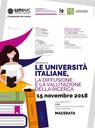 Locandina seminario Valutazione della ricerca