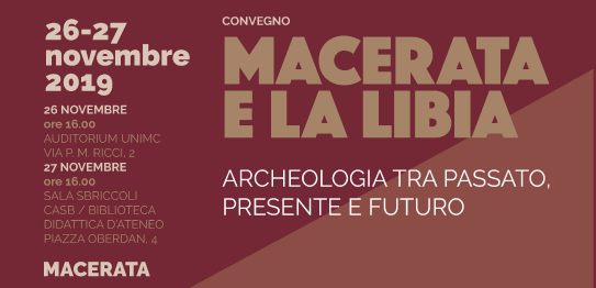 MACERATA E LA LIBIA | Archeologia tra passato, presente e futuro