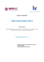 Locandina seminario Open Science
