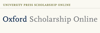 Oxford Scholarship online